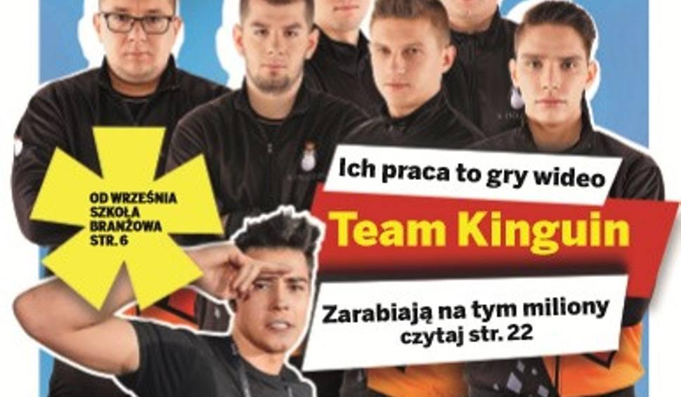 """Film do artykułu: Magazyn """"Kursor zawodowy"""" jest już w szkołach w woj. śląskim"""