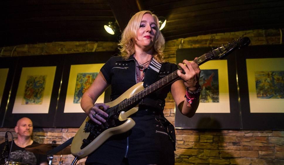 Film do artykułu: Argentyńska gitarzystka na polskiej ziemi. Było rockowo