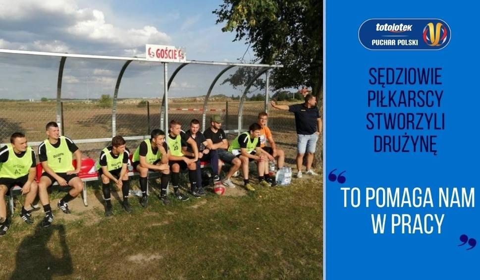 Film do artykułu: Regionalny Puchar Polski. Sędziowie piłkarscy stworzyli drużynę | Flesz Sportowy24