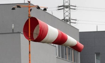 Ostrzeżenie II stopnia: silny wiatr w Małopolsce [WIDEO]