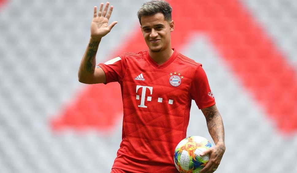 """Film do artykułu: Lewandowski wreszcie się doczekał. Coutinho piłkarzem Bayernu Monachium. """"Chcę wygrać Ligę Mistrzów"""""""