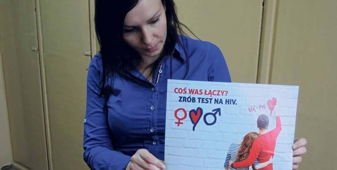 Magdalena Skrzeczkowska informuje: W powiecie sławieńskim w ciągu ostatnich dwóch lat zanotowano 2 przypadki zakażenia wirusem HIV