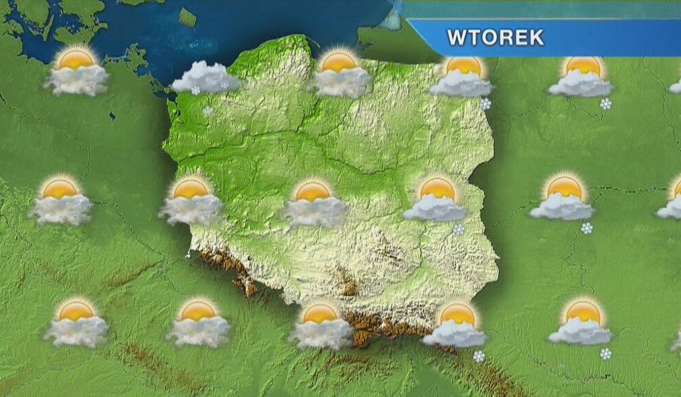 Film do artykułu: Pogoda w Opolu i na Opolszczyźnie. Pierwszy tydzień ze śniegiem tej jesieni w Polsce