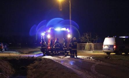 Wypadek na ul. Szczęśliwej w Opolu.