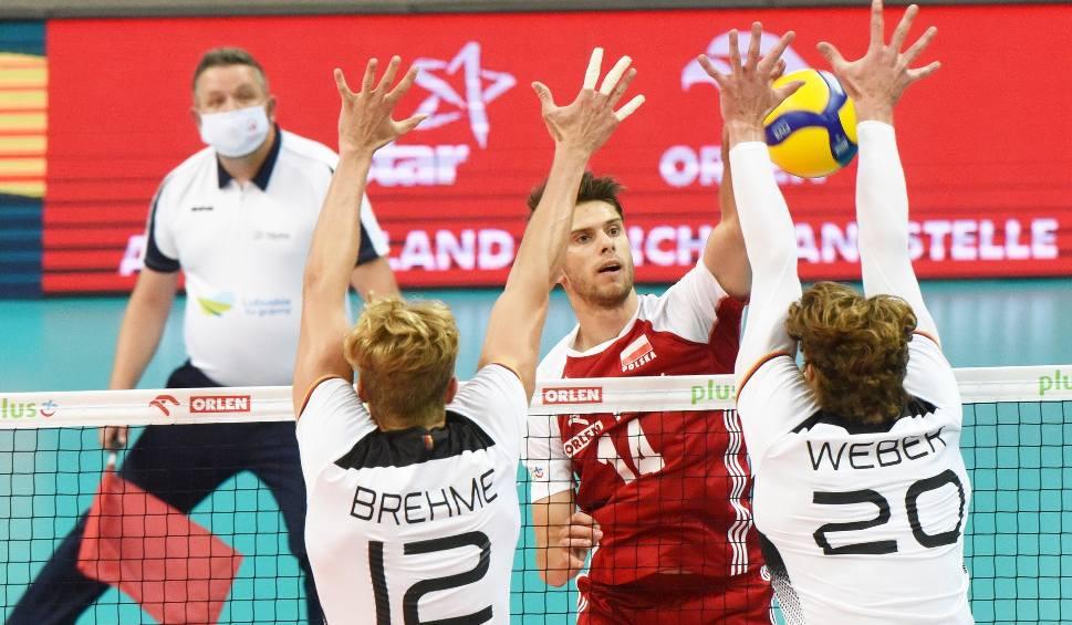 Film do artykułu: Niemcy nie mieli nic do powiedzenia. Mistrzowie świata pewnie i wysoko wygrali drugi mecz w Zielonej Górze. Zobaczcie naszą galerię zdjęć