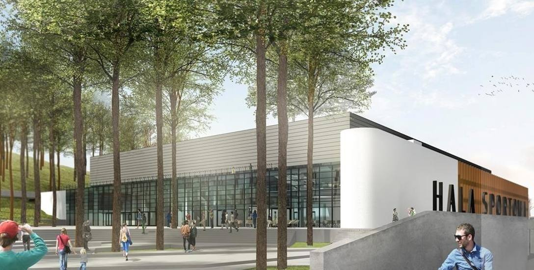 O budowie hali sportowej mówi się od lat, jednak na razie miasto dostało z ministerstwa sportu tylko połowę dotacji na inwestycję