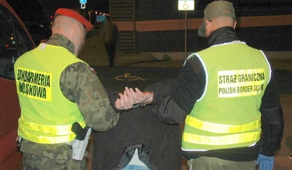 Film do artykułu: Straż Graniczna w Raciborzu zatrzymała 4 podejrzanych o przemyt i dystrybucję narkotyków
