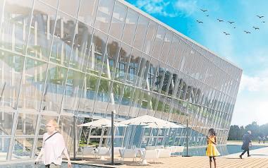 To będzie duma Sosnowca: palmiarnia i centrum edukacyjne