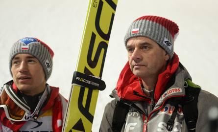 MŚ w Lahti: Stefan Horngacher ogłosił skład Polaków na kwalifikacje