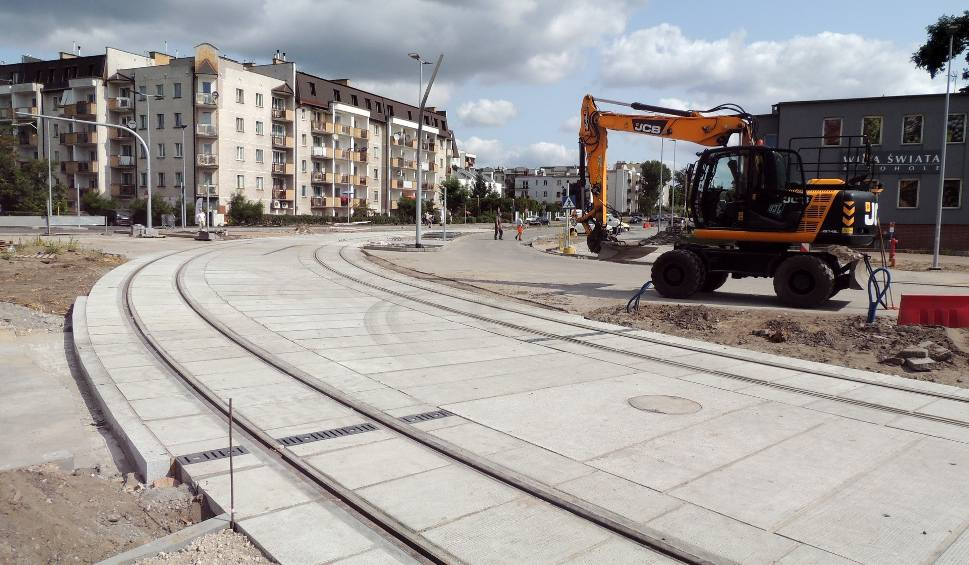 Film do artykułu: Toruń. Dziewięć firm jest zainteresowanych budową linii tramwajowej na Jar. Oferty bardzo się od siebie różnią