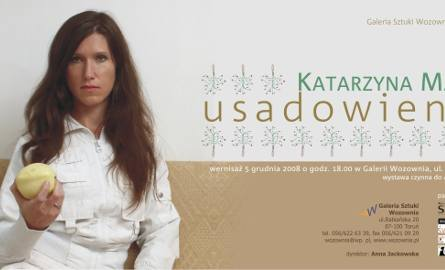 Toruń. Katarzyna Majak w Wozowni