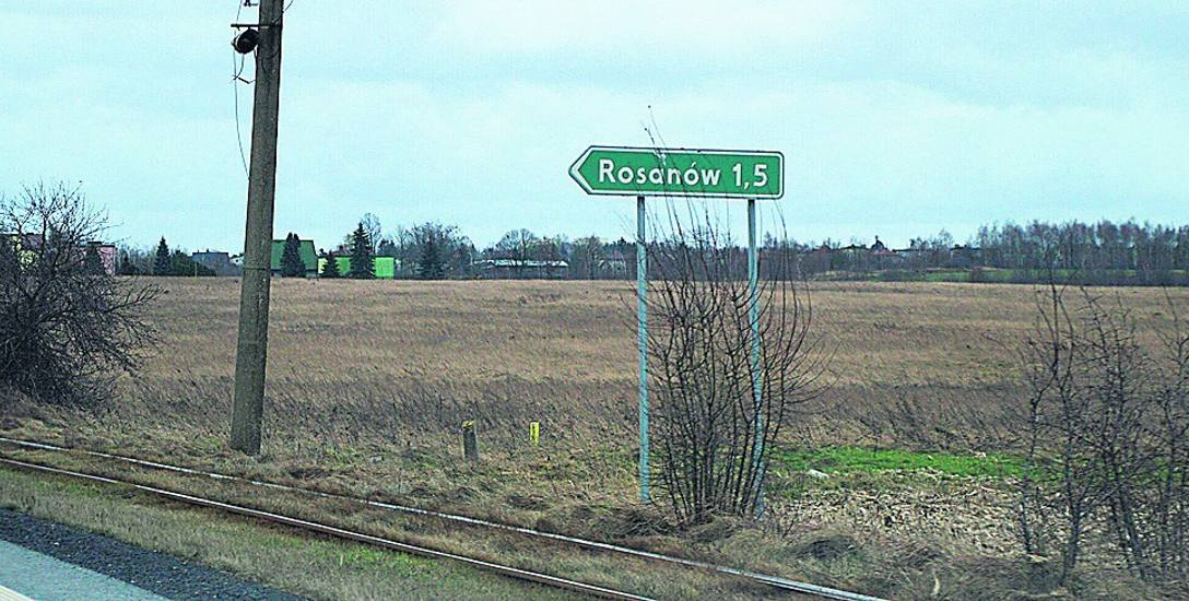 Wójt gminy Zgierz Barbara Kaczmarek zapewnia, że w Rosanowie nie będzie spalarni opon.