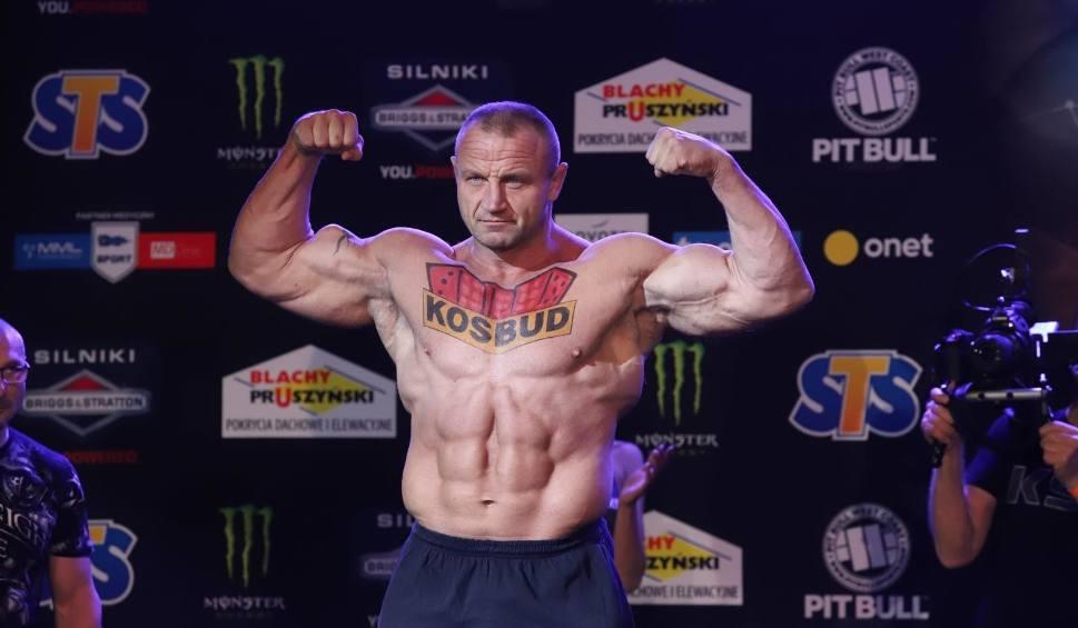 Film do artykułu: Mariusz Pudzianowski sprawdził się jako... mors