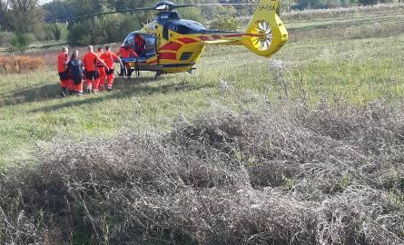 Do dramatycznego wypadku doszło przy ul. Folwarcznej w Słubicach.