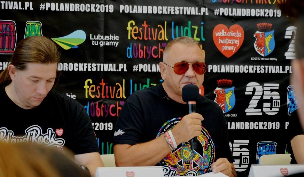 Film do artykułu: Pol'And'Rock Festival 2019. - Już przejęliśmy teren, już się budujemy. Do zobaczenia na festiwalu – mówił Jerzy Owsiak[ZDJĘCIA, WIDEO]