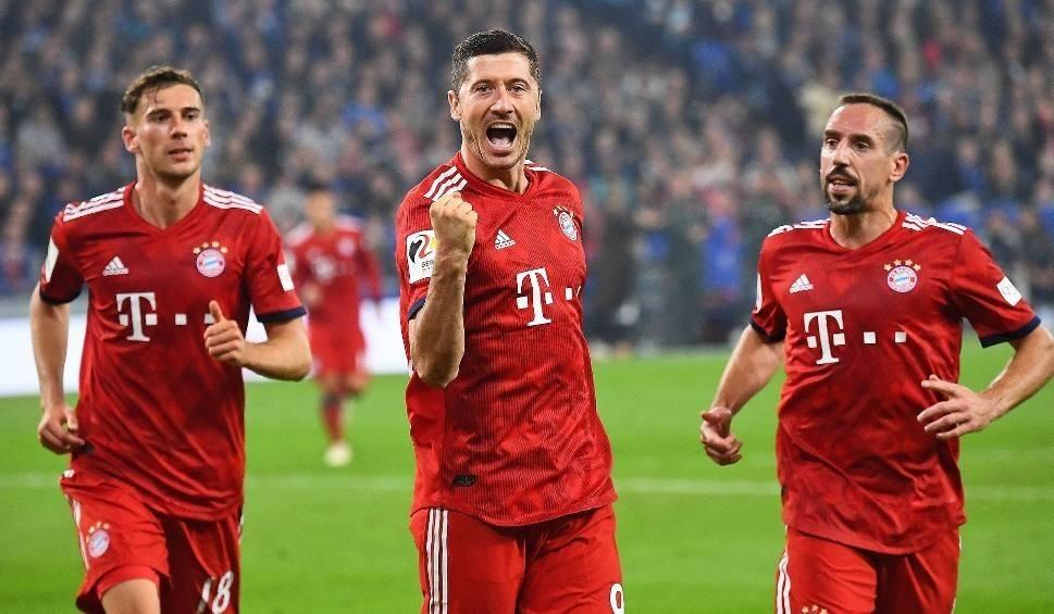 Film do artykułu: VfL Wolfsburg - Bayern Monachium, Bundesliga [gdzie oglądać, transmisja, stream, online, na żywo, wynik meczu]