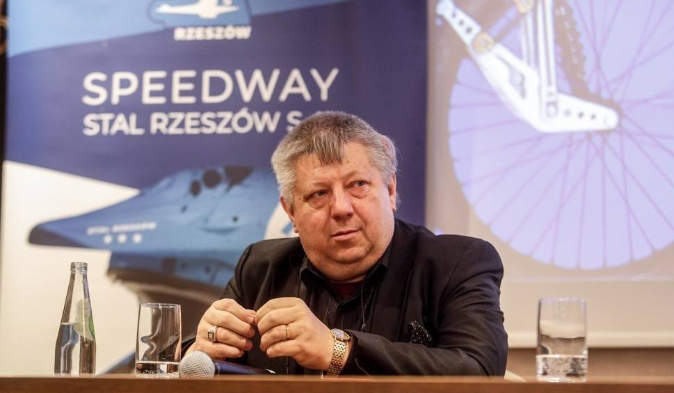 Film do artykułu: Ireneusz Nawrocki, prezes Speedway Stali Rzeszów o nowym składzie drużyny