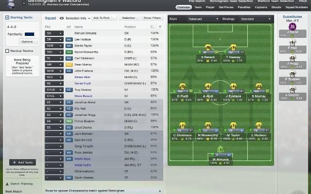 Football Manager 2013: Dla zawodowców i amatorów