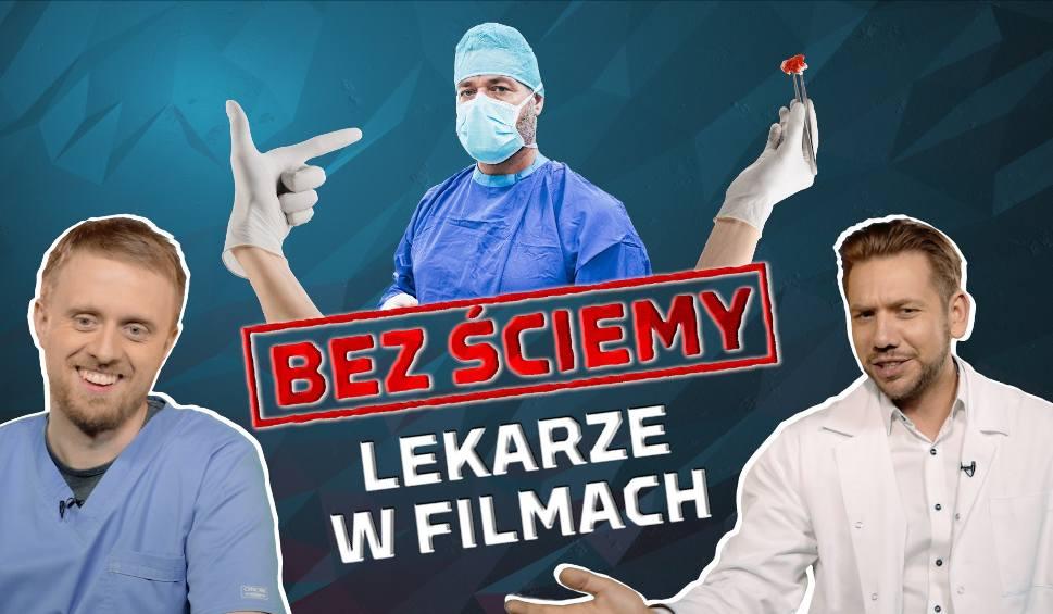 """Film do artykułu: """"Bez ściemy"""" odc. 2. Jeden marzy o lataniu, drugi o aktorstwie, na co dzień zajmują się naszym zdrowiem. Oto lekarze bardzo niestandardowi!"""