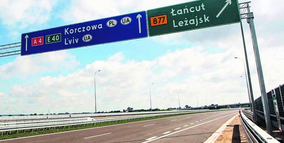 Autostrada z Korczowej do Lwowa miałaby ok. 85 km długości.