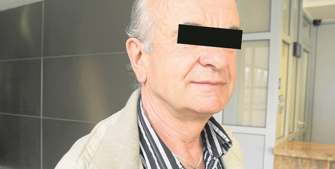 74-letni Sylwester A. ps. Gumiś najpierw założył gang, który kradł luksusowe samochody na terenie Niemiec i Szwajcarii, a potem opowiedział o jego d