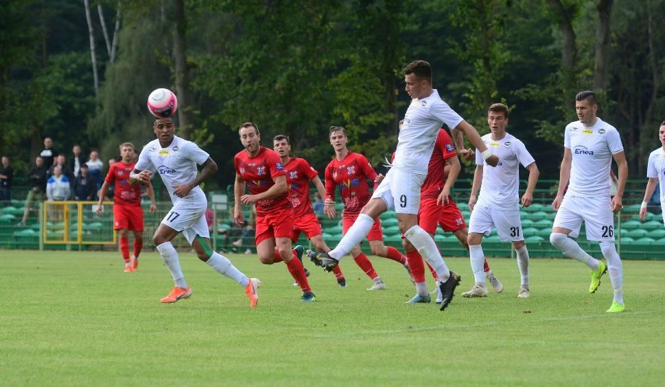 Film do artykułu: Mecz sparingowy: Radomiak Radom pokonał 4:0 trzecioligową Wisłę Sandomierz