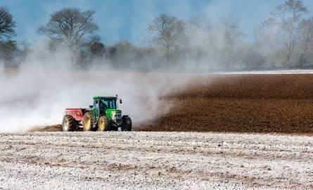 Będzie dofinansowanie do wapnowania gleb. To w ramach regeneracji środowiskowej