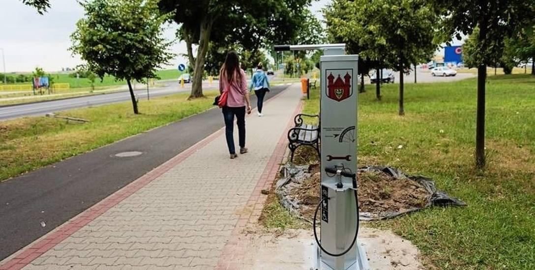 Stacje naprawy rowerów w Świebodzinie to zadanie z budżetu obywatelskiego
