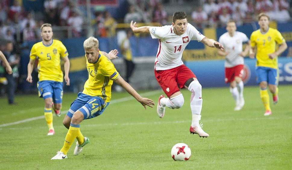 Film do artykułu: Euro U21 2017. Kownacki uratował remis ze Szwecją. Niewielkie szanse na awans