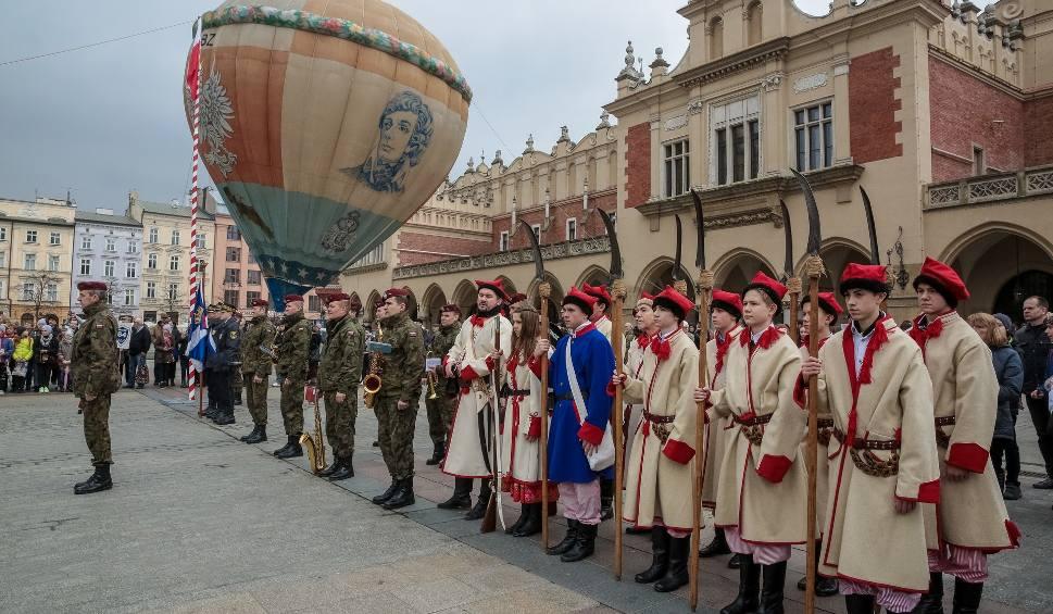 Film do artykułu: Kraków. Zainaugurowano Rok Kościuszkowski