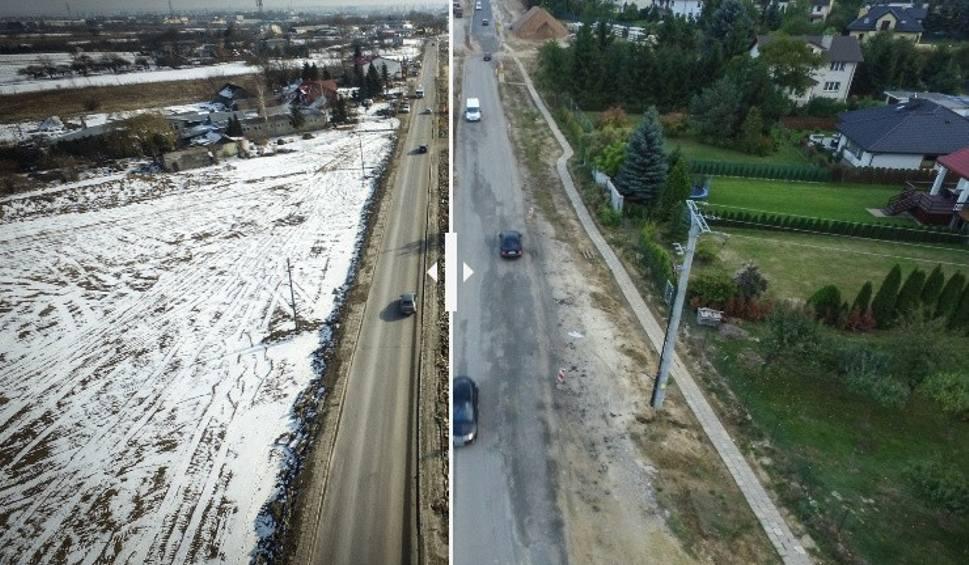 Film do artykułu: Nowa ul. Choiny w Lublinie. Kierowcy testują już jezdnię. Zobacz, co się zmieniło (ZDJĘCIA Z DRONA)