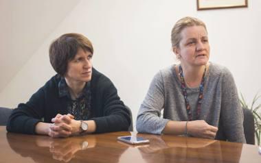 - Chcemy obalić mity i złe przekonania o tym, jak wygląda ośrodek, chcemy go odczarować - mówi Magdalena Piekarec, lekarz psychiatra, i Sylwia Krasucka,