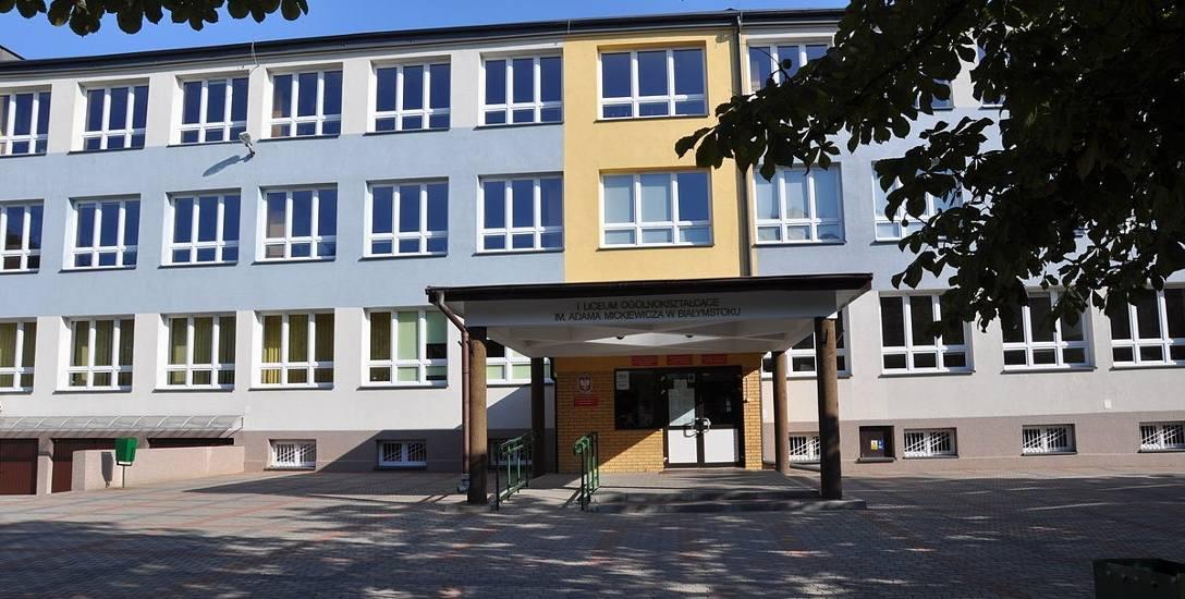 I LO w Białymstoku. Polsko-izraelskie dyskusje o dorastaniu
