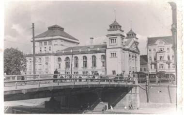 Pierwsza obrotowa scena w Bydgoszczy powstała już w 1937 roku!