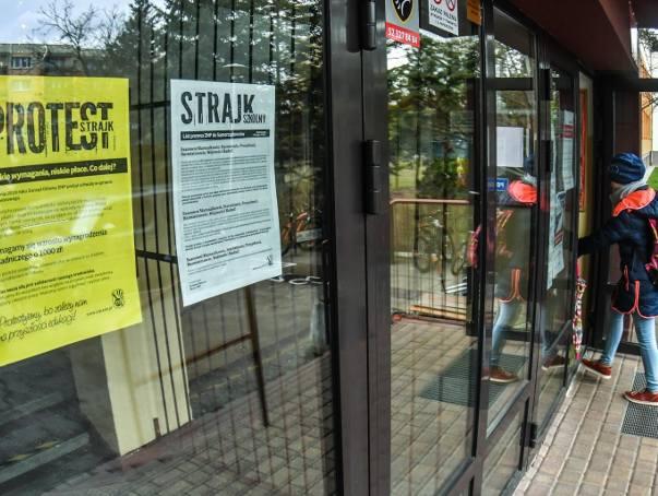 Strajk nauczycieli 2019: Poznańscy nauczyciele dostaną więcej pieniędzy. Czy to powstrzyma ich przed strajkiem?