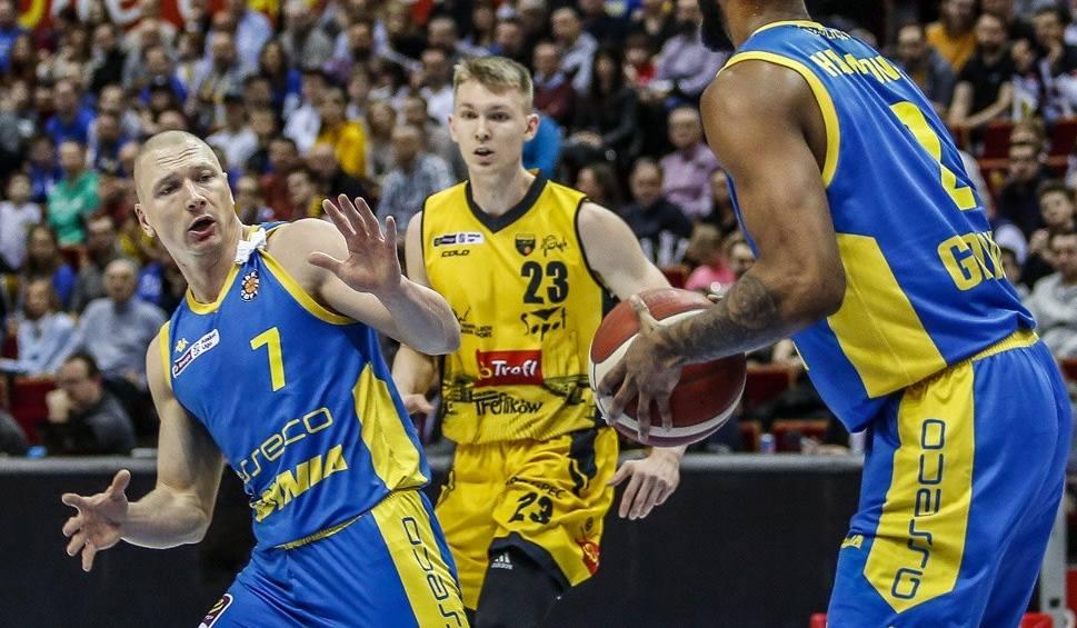 Film do artykułu: Derby Trójmiasta w koszykówce. Asseco Arka Gdynia zdobyła Ergo Arenę. Trefl Sopot nie dogonił rywali w 35 derbach