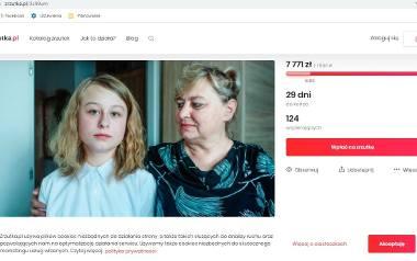 Libiąż. 11-letnia Zuzia musi spłacić milion złotych długu po ojcu. Ruszyła internetowa zbiórka pieniędzy
