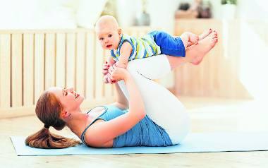 Jak zadbać o formę po porodzie? To nie jest takie trudne!