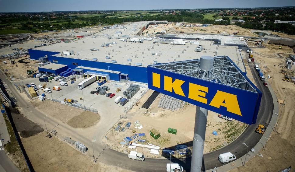 Film do artykułu: Ikea w Lublinie. Zobacz, co dzieje się na budowie (ZDJĘCIA Z DRONA)