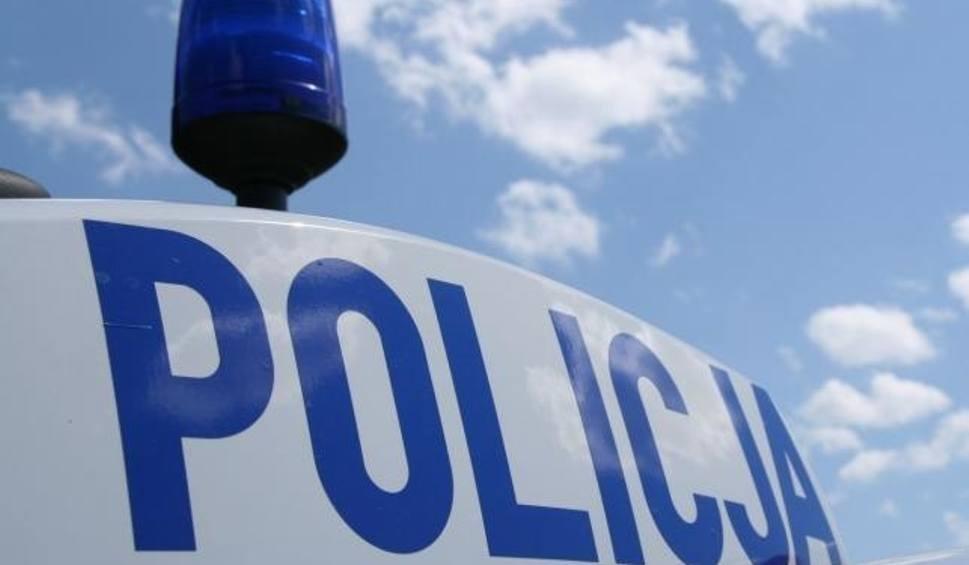 Film do artykułu: W Wiślicy policjanci odzyskali uprząż dla psa przewodnika