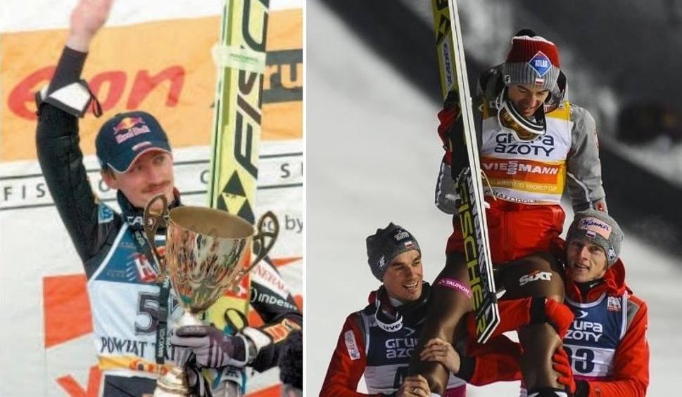 Film do artykułu: Puchar Świata w skokach narciarskich w Zakopanem. Na Wielkiej Krokwi Polacy odnieśli dużo sukcesów [ZDJĘCIA]