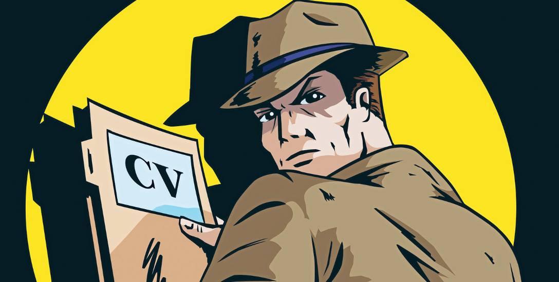Pogromcy oszustów rekrutacyjnych zawsze do usług