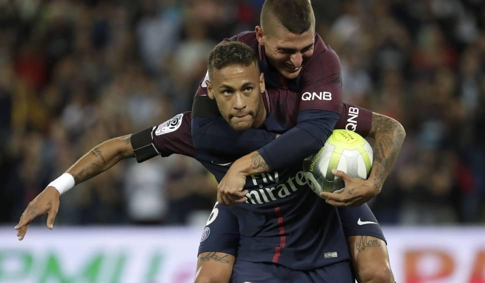 Film do artykułu: Liga francuska. Popis Neymara na Parc des Princes, PSG lepsze od Tuluzy