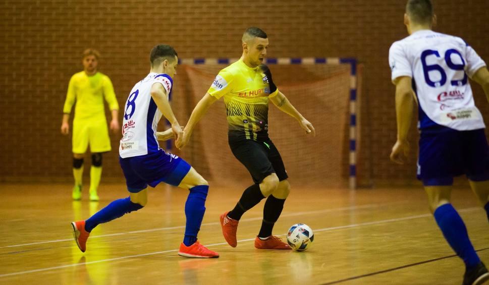 Film do artykułu: Futsal. Helios inauguruje pierwszą ligę futsalu