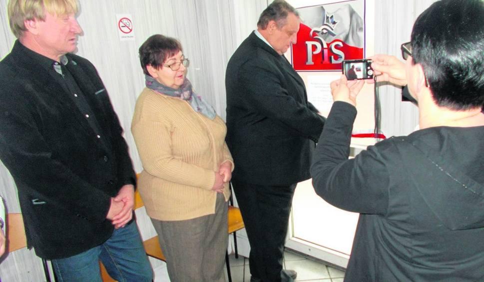Film do artykułu: Biuro poselskie Stefana Strzałkowskiego otwarte w Tychowie