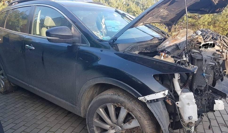 Film do artykułu: Śmiertelny wypadek w Sypniewie. Zginął mieszkaniec powiatu wyszkowskiego [ZDJĘCIA]
