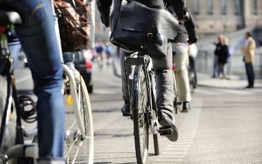 Dzięki jeździe na rowerze jesteśmy zdrowsi i także bardziej szczęśliwi