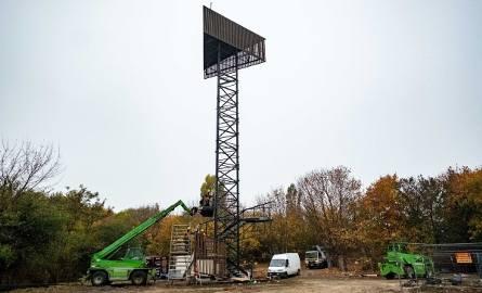 Z wieży na Świerczewie będzie można podziwiać panoramę Poznania