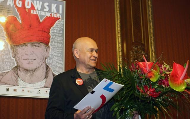 Andrzej Pągowski Plakat Wesele Dzienniklodzkipl
