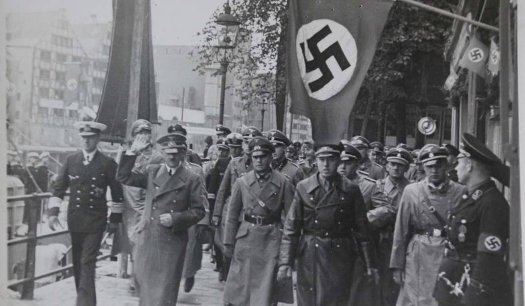 19 września 1939 roku: Wizyta Adolfa Hitlera, triumf gdańskich faszystów
